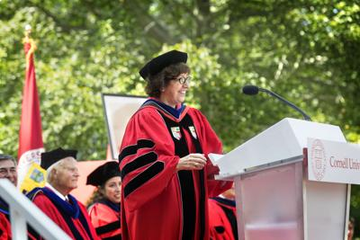 Martha Pollack inauguration official