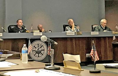 Supervisors may introduce sewer use local law