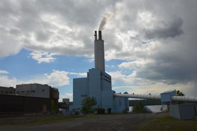 Cayuga Power Plant in Lansing