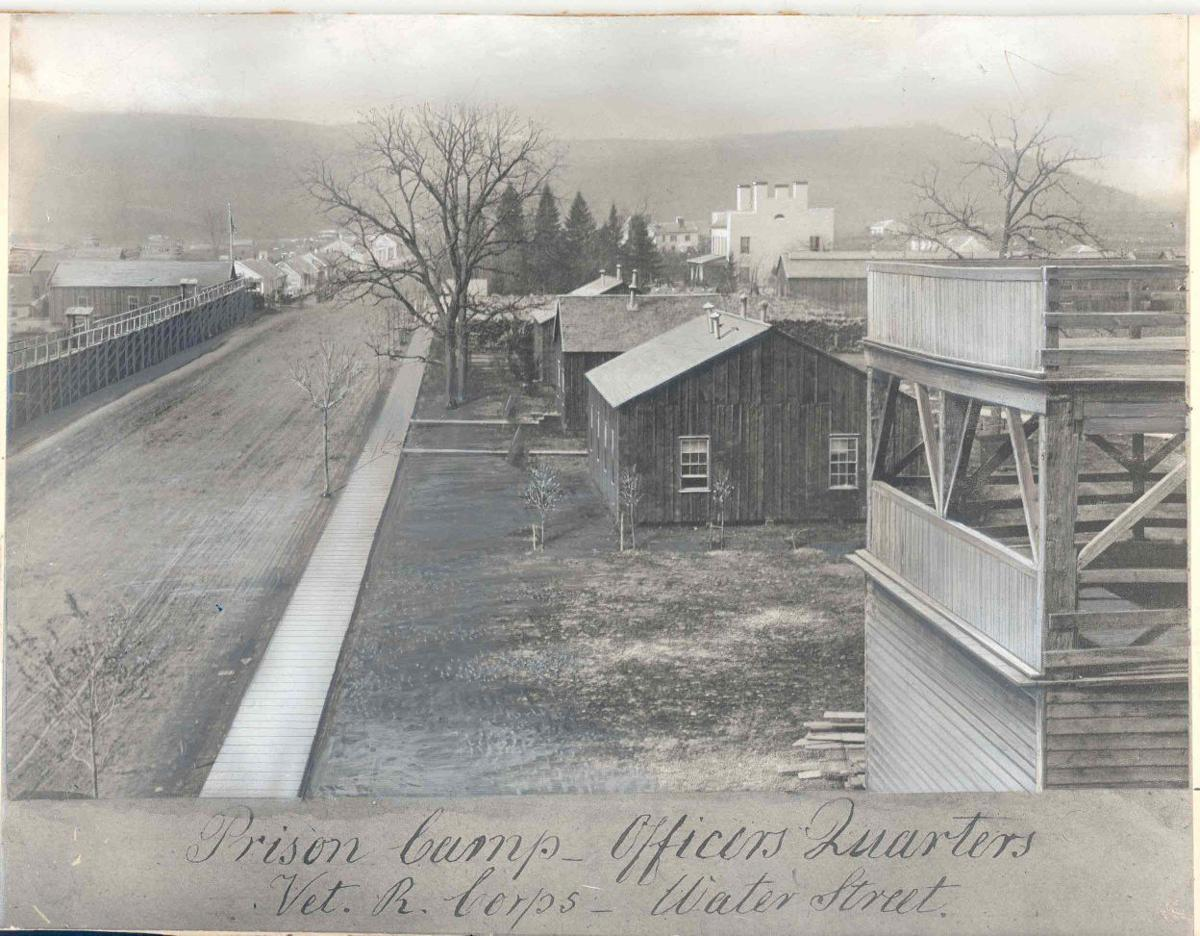 When Hell Was in Elmira: Civil War Prison Camp 150 Years