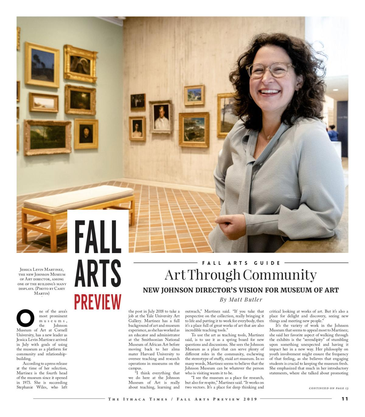 Fall Arts Preview 2019