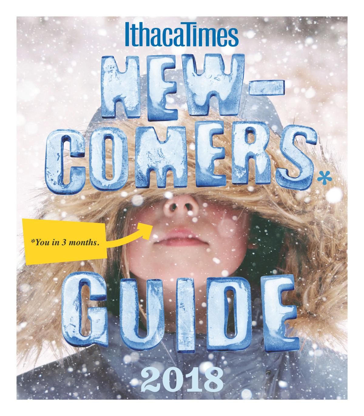 Newcomers Guide 2018