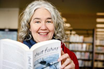 New Poet Laureate, Melissa Tuckey with latest editorial work