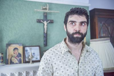 "Alec Secareanu in ""Amulet,"" Romola Garai's feature directing debut."