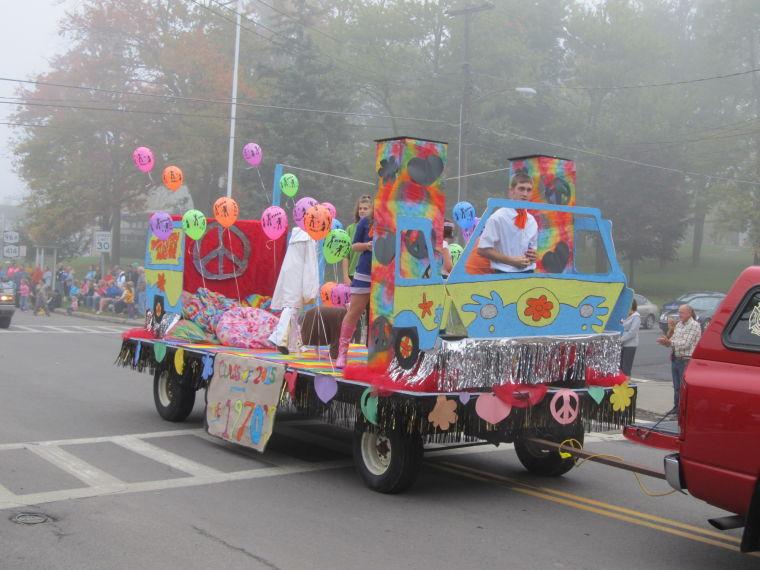 No Rain On Their Parade South Seneca Ithacacom