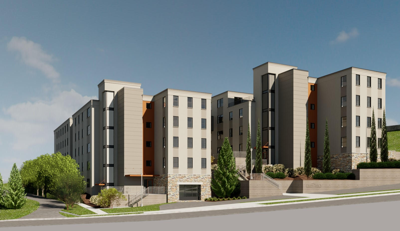 South Hill student housing project
