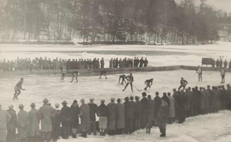 Beebe Lake Hockey
