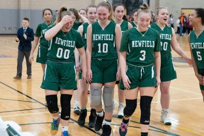 Newfield Girls Basketball 2019–2020