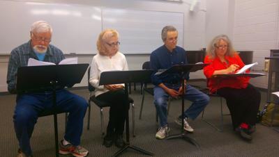 The Cast of Quartet