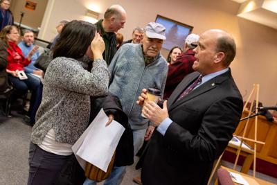 Tom Reed Town Hall