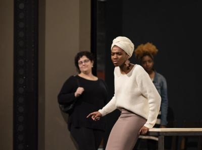 "A picture from ""The Next Storm,"" showing at the Kiplinger Theater."