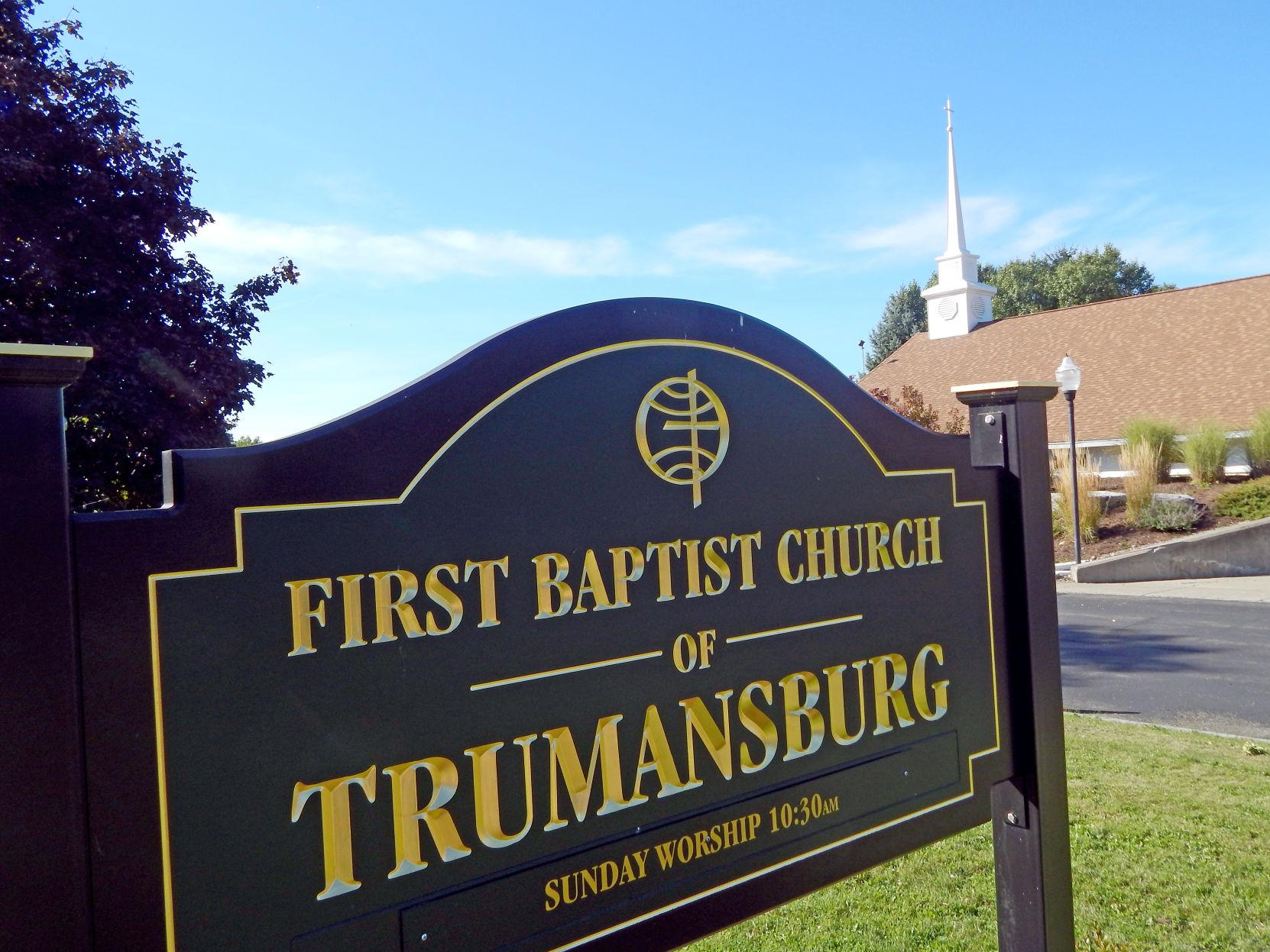 First Baptist Church celebrates 200 years in Trumansburg