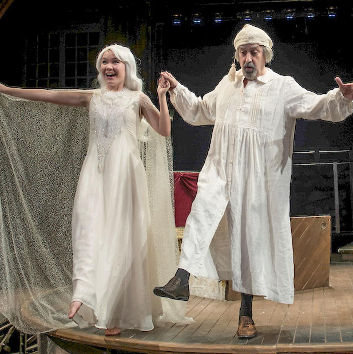 Hangar's 'A Christmas Carol' shows