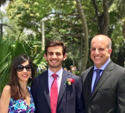 Tsialas family photo