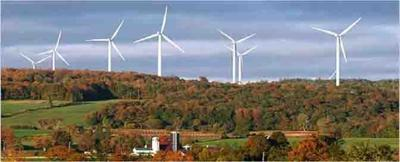 Maple Ridge Wind Farm