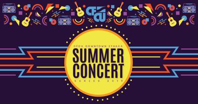 Downtown Ithaca Alliance Summer Concert Series 2019