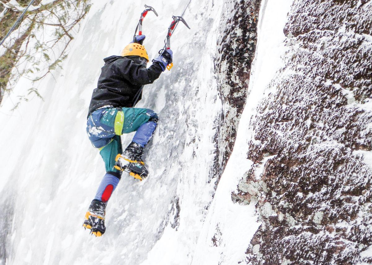take winter sport to new heights special sections ithaca com