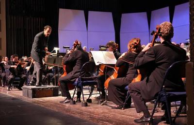 """The Binghamton Philharmonic celebrates Halloween this year with a tribute to """"Harry Potter."""" Playing two shows, the Binghamton Philharmonic will perfrom 7:30 p.m. Friday, Oct. 27 in Binghamton at the Broome County Forum and at the same time Saturday, Oct. 28 in Ithaca at the State Theatre."""