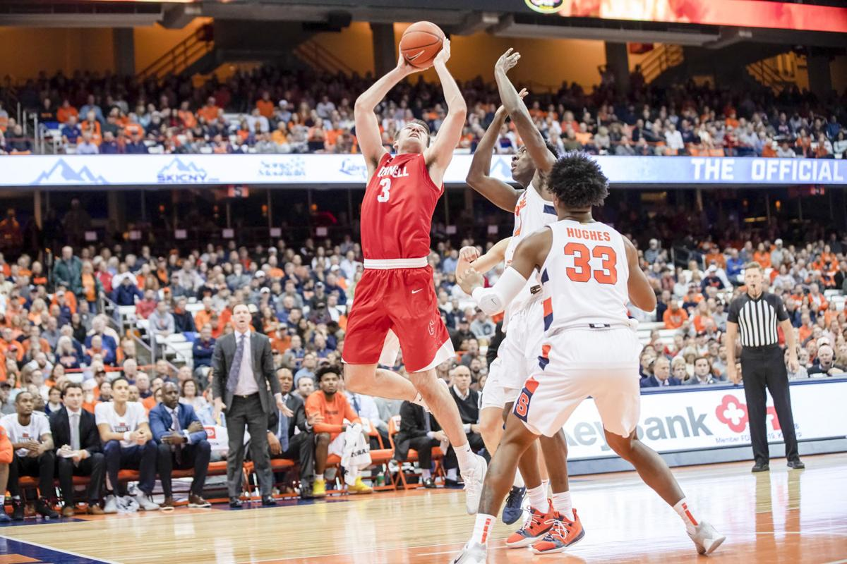 Men's Basketball vs Syracuse