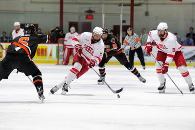 Cornell hockey team