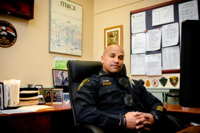 With retirement looming, IPD Chief Pete Tyler reflects