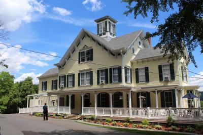Taughannock Farm Inn in Trumansburg