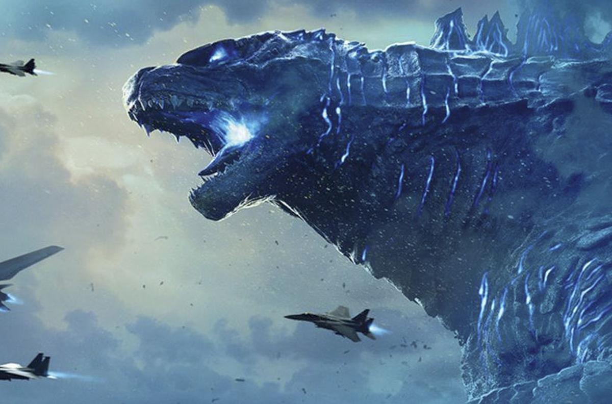 "Godzilla deserves better than ""Godzilla: King of the Monsters"" (Photo online)"