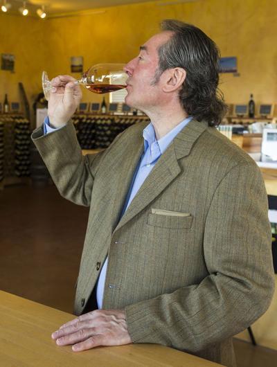 Michael Cimino of Damiani Wine Cellars