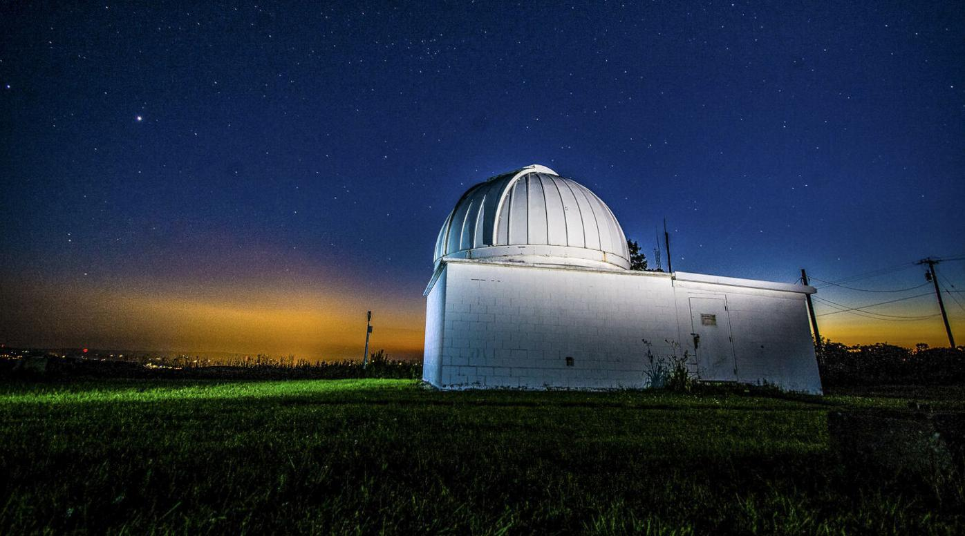Mt Pleasant Observatory