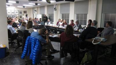Planning Board & Landmarks Commission