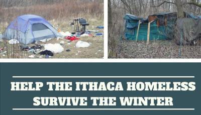 Ithaca Homeless Crisis