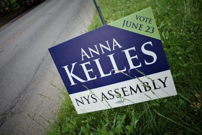 Anna Kelles campaign