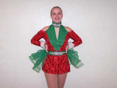 Trumansburg High School junior Elisabeth Lewis will be dancing in the Macy's Thanksgiving Day Parade with 21 of her fellow dancers from the Armstrong School of Dance.