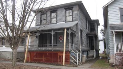 421 North Albany Street, the site of the establishment of Alpha Phi Alpha.