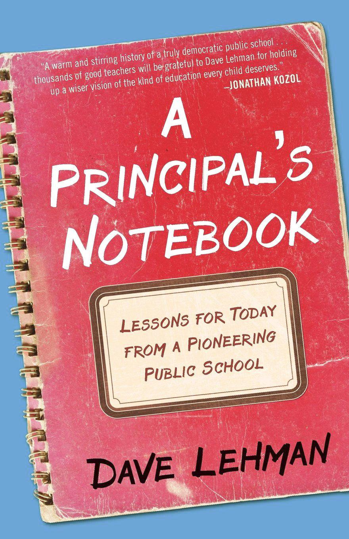 A Principal's Notebook