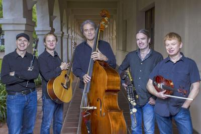 Lúnasa performs on Friday, March 13 at 8:00pm in Bailey Hall as a part of the Cornell Concert Series. Tickets: $29-36, Students $19