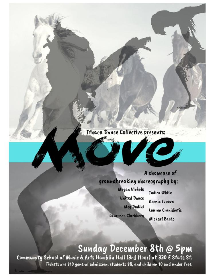 Move dance performance
