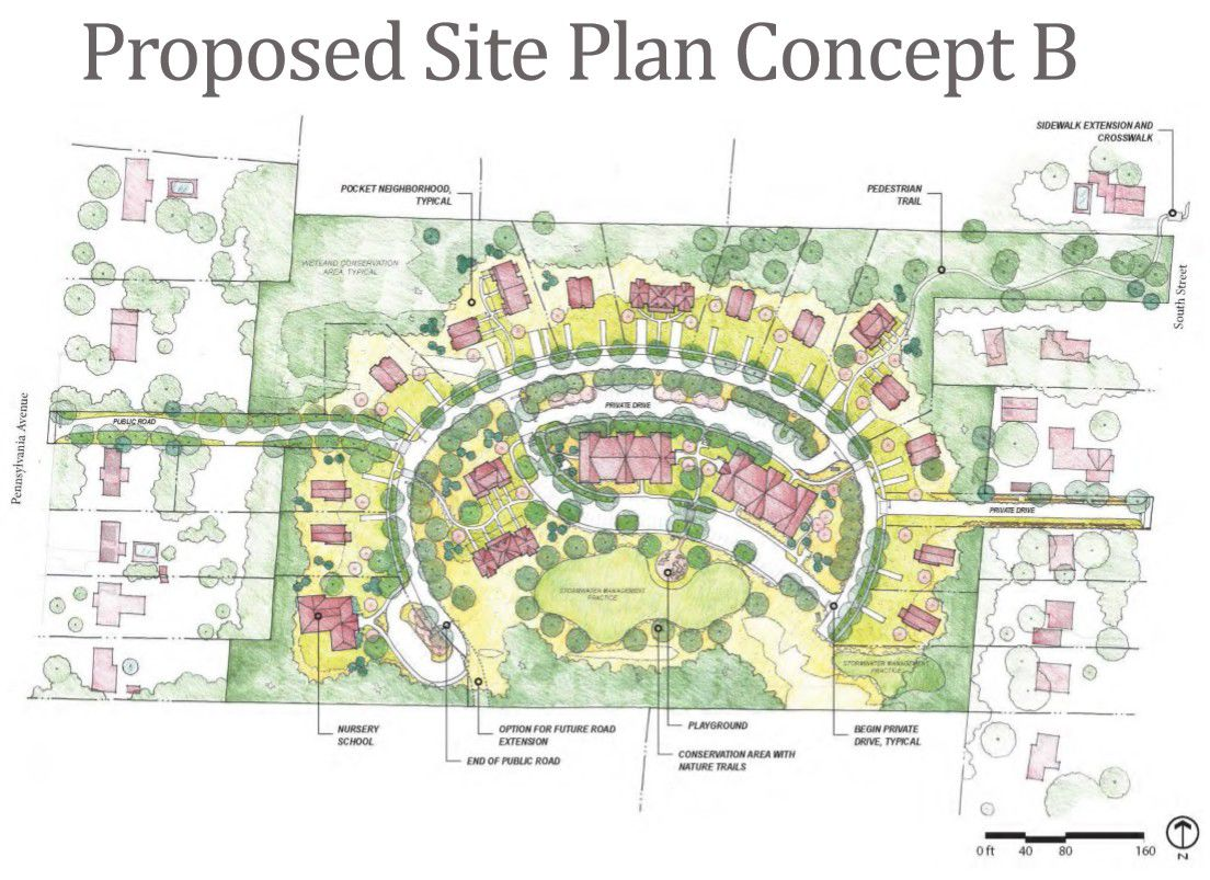 New Site Plan Submitted For Hamilton Square News