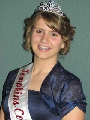 Tompkins County Crowns New Dairy Princess