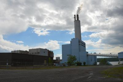 The Cayuga Power Plant