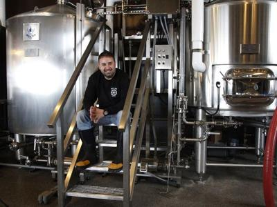 Pat Palmer of Grist Iron Brewing