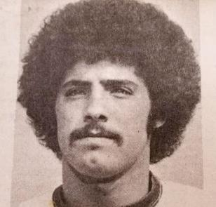 A newspaper clipping of Gary Bucci during his playing career in the 1970s. (Photo provided)