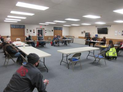 Last week, the Candor Town Board held a special meeting with Candor EMS to discuss sustainable funding for the future.