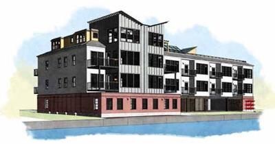 STREAM Collaborative Design for 323 Taughannock Blvd. for Developer Steve Flash