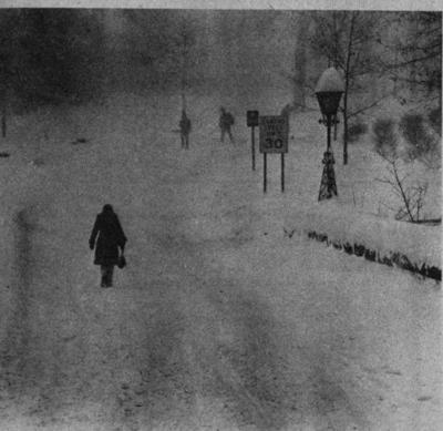 Cornell snow 1971