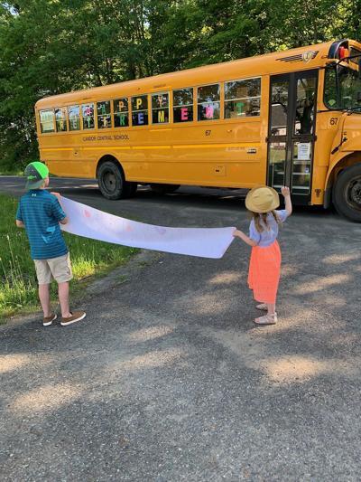Candor BOE bus photo