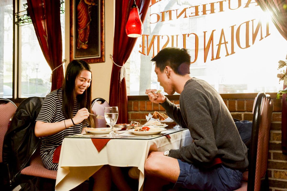 Close Diners At Mehak