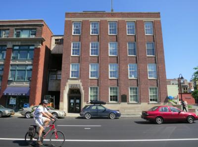 Ithaca City Hall