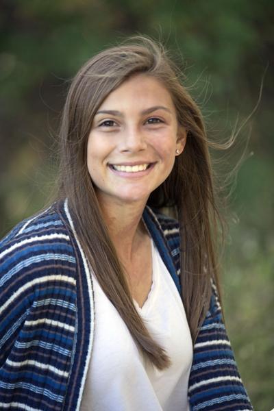 Ava Bruehwiler, Spencer-Van Etten Class of 2020 salutatorian.