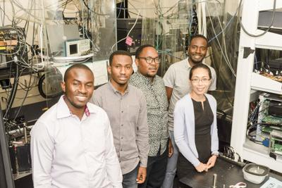 Cornell-Tanzania partnership